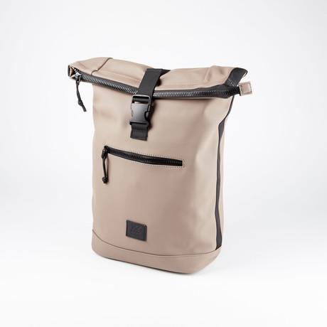Exapandable Waterproof Backpack // Gray
