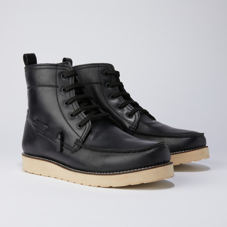 Auda Boots // Black (US: 7)