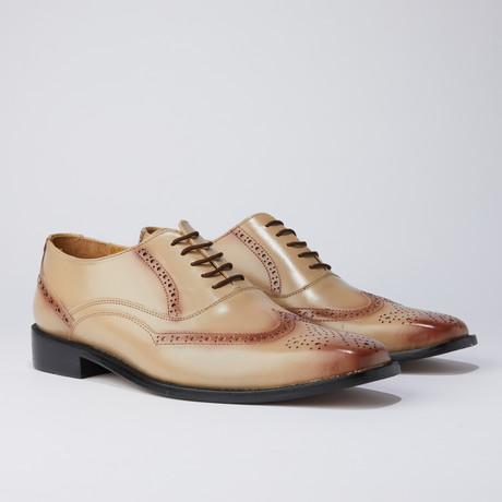 Bubble Dress Shoes // Beige (US: 7)