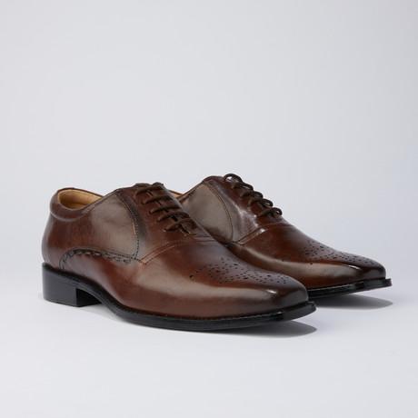 Lush Dress Shoes // Brown (US: 7)