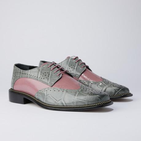 Boyka // Gray + Pink (US: 7)