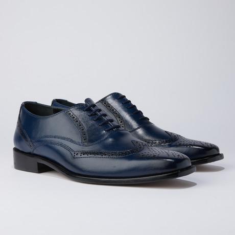 Bubble Dress Shoes // Navy (US: 6.5)
