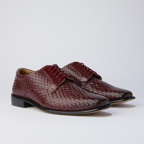 Jordan Dress Shoes // Burgundy (US: 7)