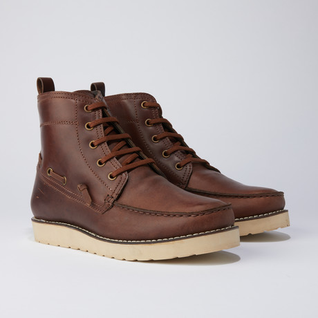 Auda Boots // Brown (US: 7)