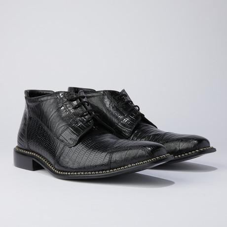 Foxx Dress Shoes // Black (US: 7)