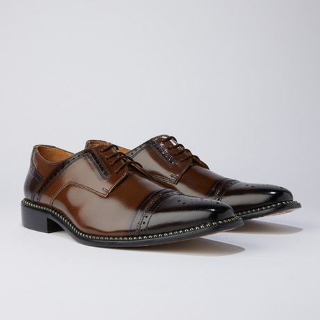 Finn Dress Shoes // Brown (US: 6.5)