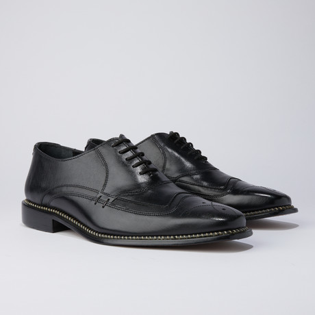 Youth Dress Shoes // Black (US: 6.5)