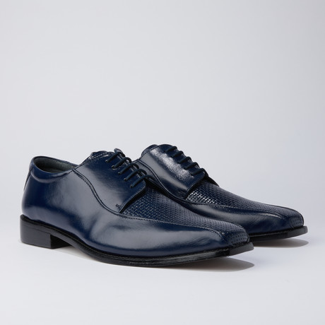 Jade Dress Shoes // Navy (US: 6.5)