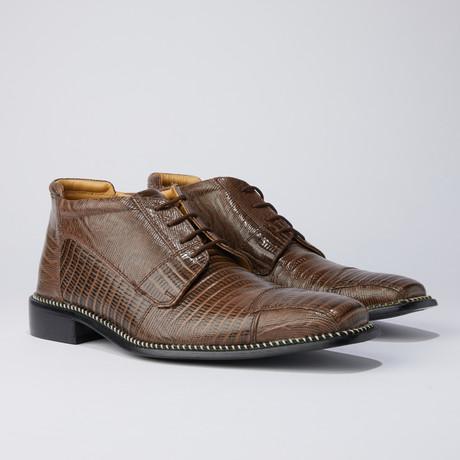 Foxx Dress Shoes // Brown (US: 7)