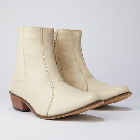 Jazzy Jackman Boots // Cream (US: 7)