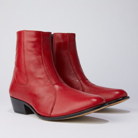 Jazzy Jackman Boots // Red (US: 7)