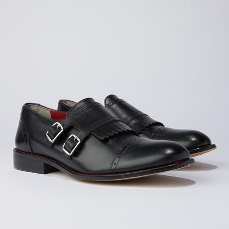 Auburn Dress Shoes // Black (US: 6.5)