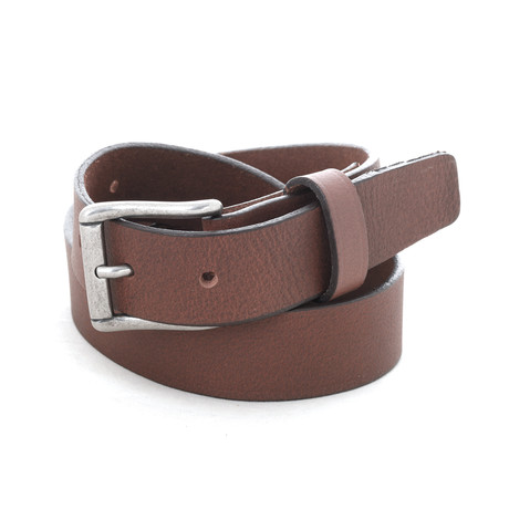 "Taper Belt // Coffee (Size 30"")"