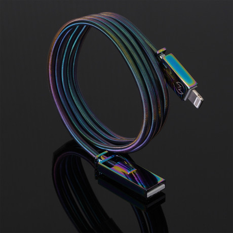LOKI Charging Cable // Spectrum (Apple Lightning // 3.3 ft)