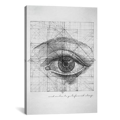 "Tabula Rasa // Keith Destro (18""W x 26""H x 0.75""D)"