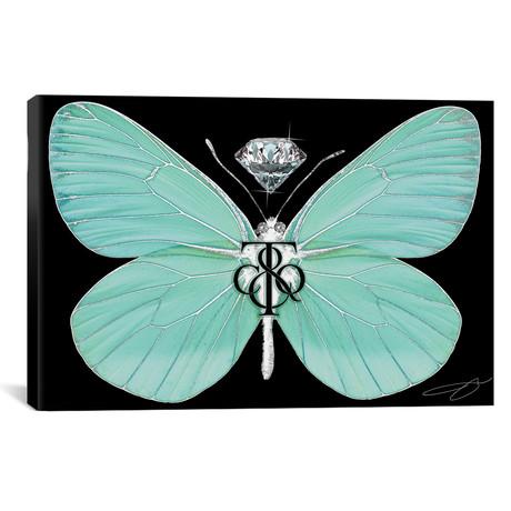 """Fly As Tiffany // Studio One (26""""W x 18""""H x 0.75""""D)"""