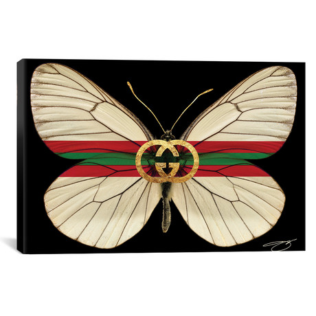 """Fly As Gucci // Studio One (26""""W x 18""""H x 0.75""""D)"""