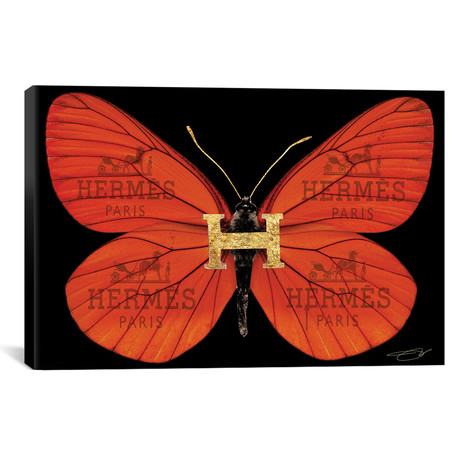 """Fly As Hermes // Studio One (26""""W x 18""""H x 0.75""""D)"""