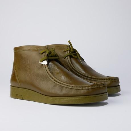Humara Joe Shoes // Olive (US: 7)