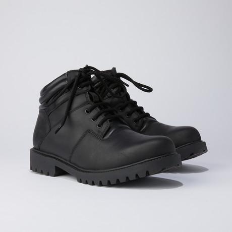 Midas Boots // Black (US: 7)