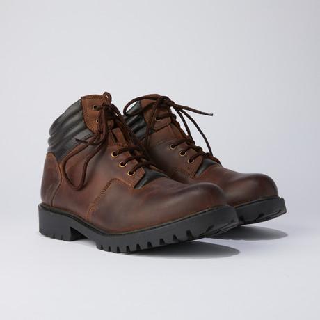 Midas Boots // Brown (US: 7)
