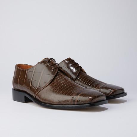 Cassanova Dress Shoes // Brown (US: 7)