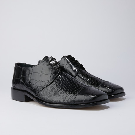 Cassanova Dress Shoes // Black (US: 7)