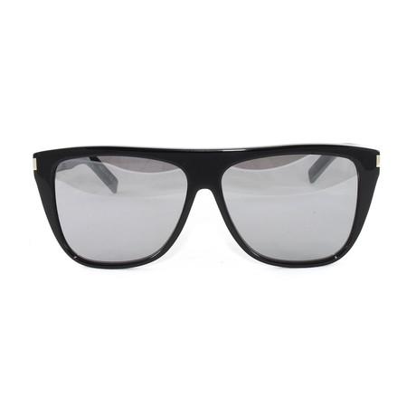 Yves Saint Laurent Women's Sunglasses // SL 101 // Black