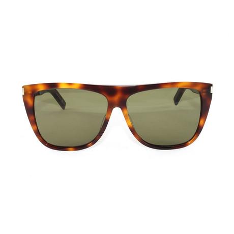 Yves Saint Laurent Women's Sunglasses // SL 103 // Avana