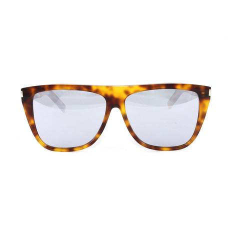 Yves Saint Laurent Women's Sunglasses // SL 109 // Avana