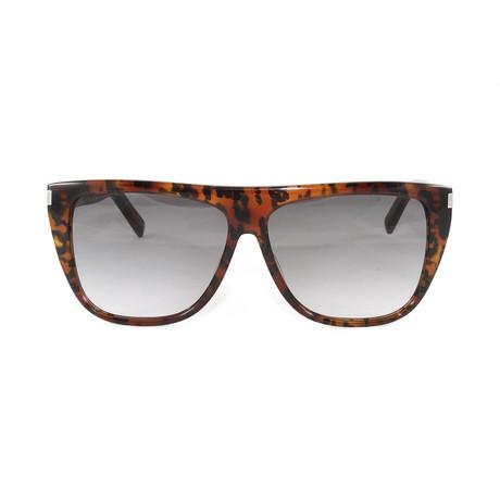 Yves Saint Laurent Women's Sunglasses // SL 107 // Avana