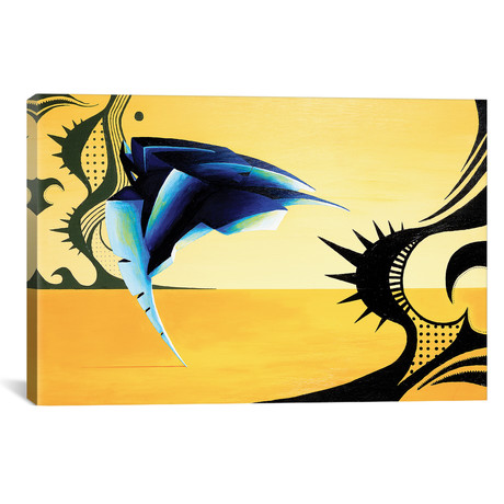 "Focus On Jazz // Harry Salmi (26""W x 18""H x 0.75""D)"