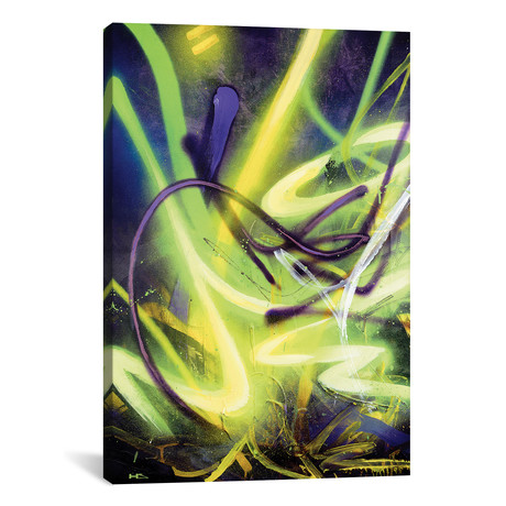 "Transition // Harry Salmi (18""W x 26""H x 0.75""D)"