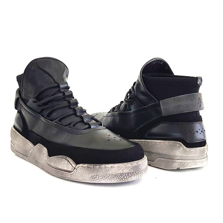 SW-03 Sneakers // Metal Black (US: 7)