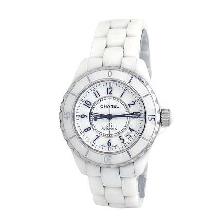 Chanel Ladies J12 Automatic // H0970 // Pre-Owned