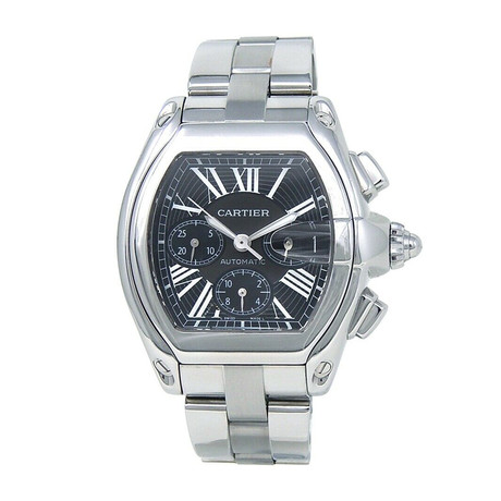 Cartier Roadster Chronograph Automatic // W62020X6 // Pre-Owned