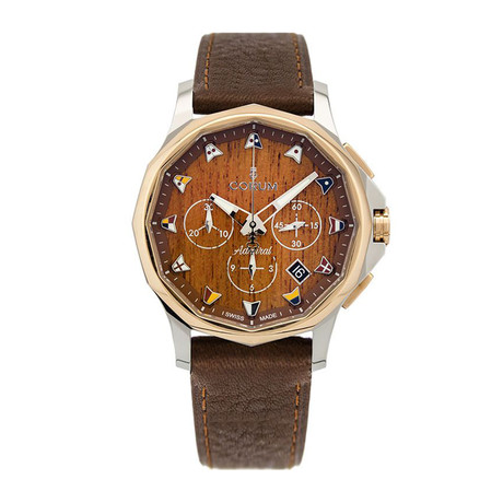 Corum Admiral Legend 42 Chronograph Automatic // Pre-Owned