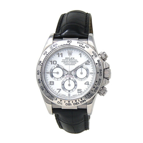 Rolex Zenith Daytona Cosmograph Automatic // 16519 // A Serial // Pre-Owned