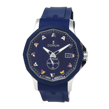 Corum Admiral Legend 42 Automatic // A395/03595 // New