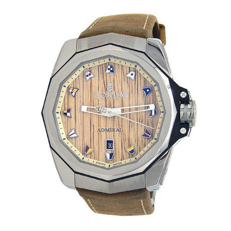 Corum Admiral 45 Automatic // A082/03473 // New
