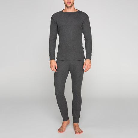 Thermal Underwear Set // Anthracite (S)