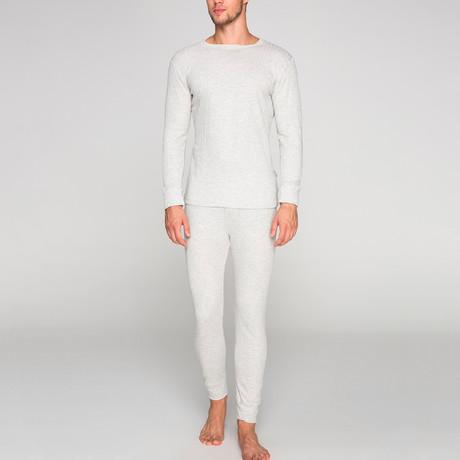 Thermal Underwear Set // Ecru (S)