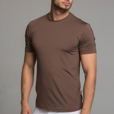 Farrell T-Shirt // Brown (S)