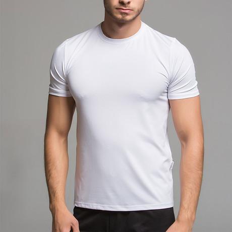 Short Sleeve Shirt // White (S)