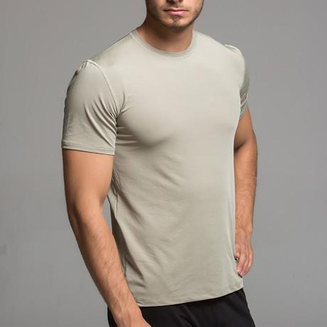 Short Sleeve Shirt // Sand (S)