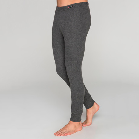 Thermal Long Underwear // Anthracite (S)