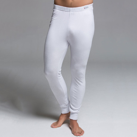 Thermal Long Underwear // White (S)