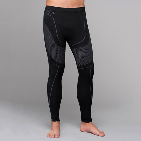 Athletic Tights // Black (S-M)