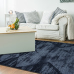 Basel Rug (Dark Blue)