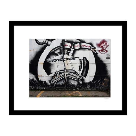 "City Explorer Graffiti (14""W x 18""H x 4""D)"